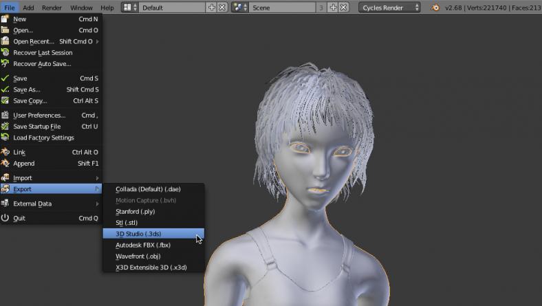 Blender – det fantastiska 3D-programmet som är helt gratis